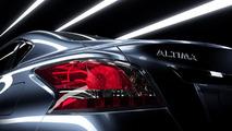 2013 Nissan Altima teaser image 15.3.2012