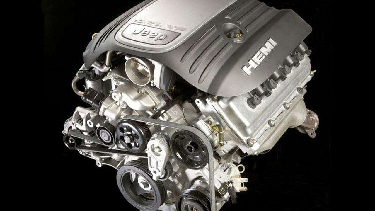 HEMI engine for the Jeep brand