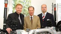 Zehn Jahre Technische Entwicklung bei Volkswagen