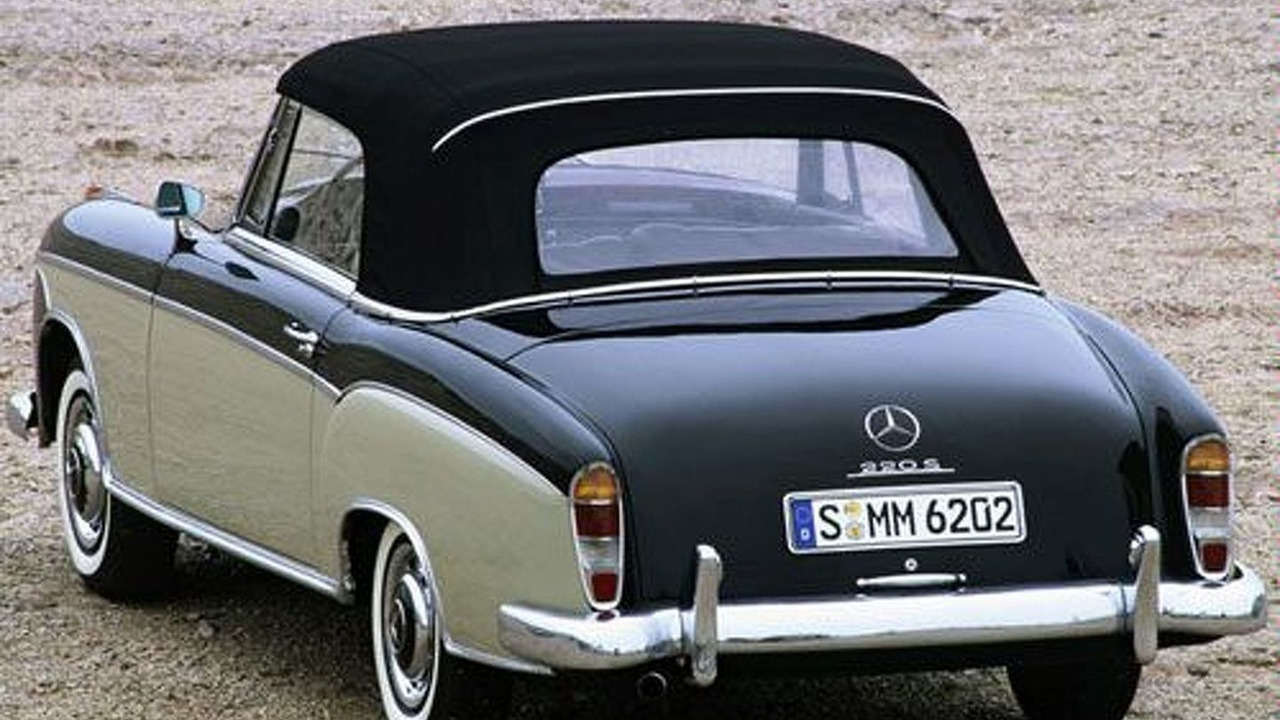 MB 220 S Cabriolet