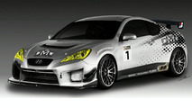 Hyundai to Show Rhys Millen Tuned Genesis Coupe at SEMA
