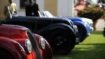 75 years of BMW roadsters, Concorso d'Eleganza Villa d'Este 2009