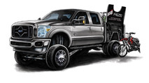 Rize Industries Ford F-350 for SEMA
