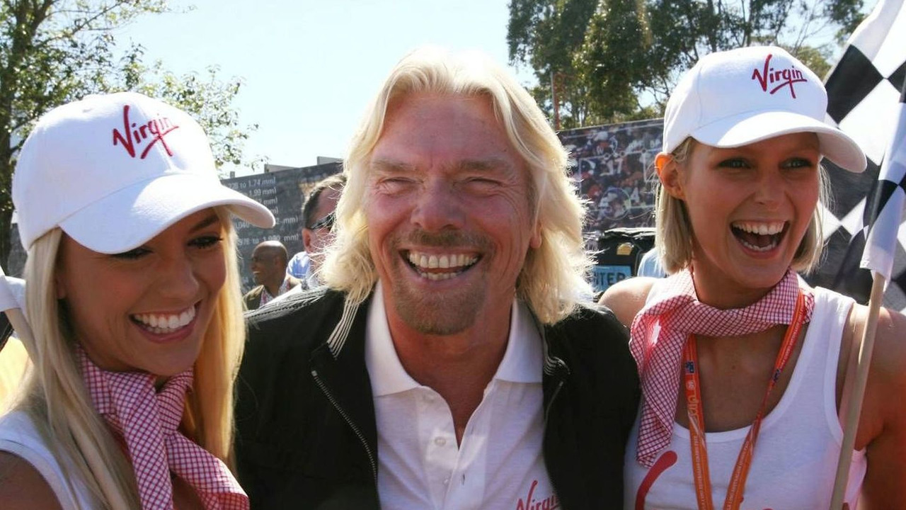 Sir Richard Branson (GBR) CEO of the Virgin Group, Australian Grand Prix, Saturday, 28.03.2009 Melbourne, Australia
