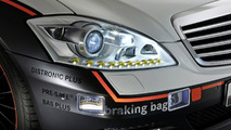 Mercedes ESF S400 Hybrid Concept 2009 In Depth with 3 Videos