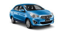 Mitsubishi Attrage could be headed to the U.S. - report
