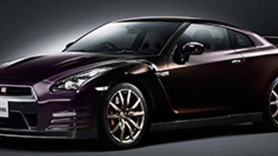 Nissan GT-R Midnight Opal Edition announced