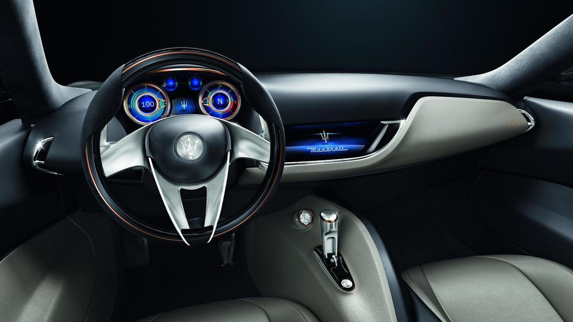 Maserati explains the design of the Alfieri concept [video]