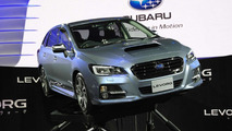 Subaru LEVORG concept at Tokyo Motor Show