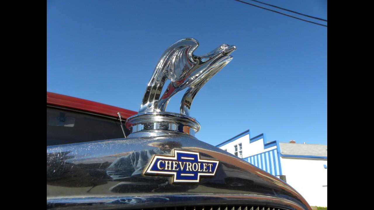 Chevrolet Confederate Coupe