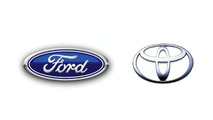 Ford & Toyota join forces for hybrid development