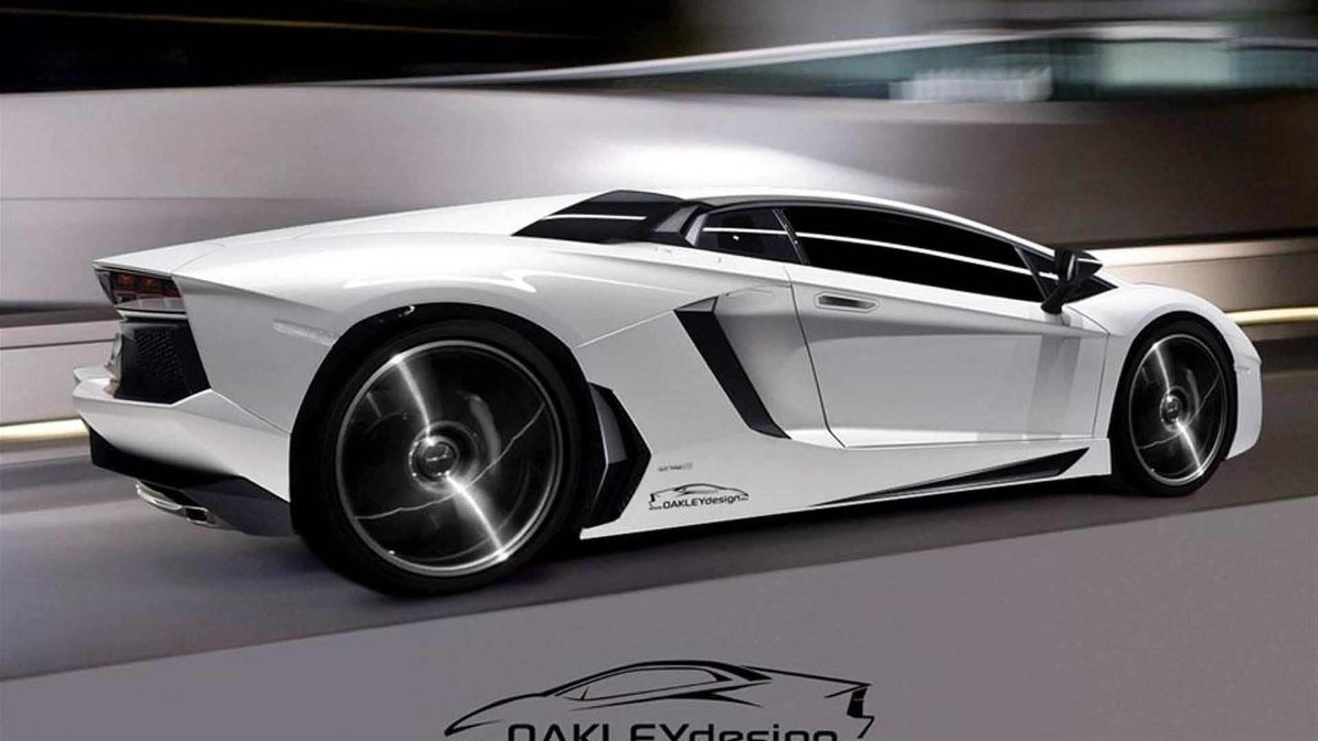 Lamborghini Aventador LP760-2 by Oakley Design