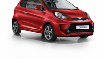 Kia Picanto Chilli introduced in UK with sat-nav
