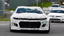 2017 Chevrolet Camaro ZL1 spy photo