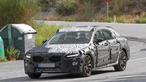 Volvo S90 T8 spy photo