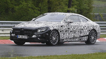 Mercedes S-Class Coupe concept headed to Frankfurt - report