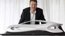 Holger Hutzenlaub, Head of Mercedes-Benz Advanced Design Germany and smart Design 12.4.2013