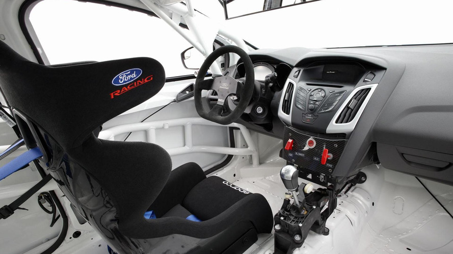 Ford Focus ST-R gets detailed [video]