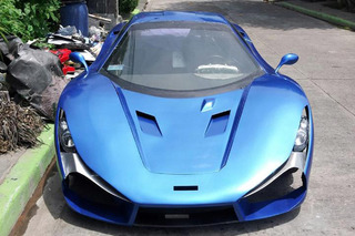 The Philippines Has A Homegrown Supercar, and It's Lovely