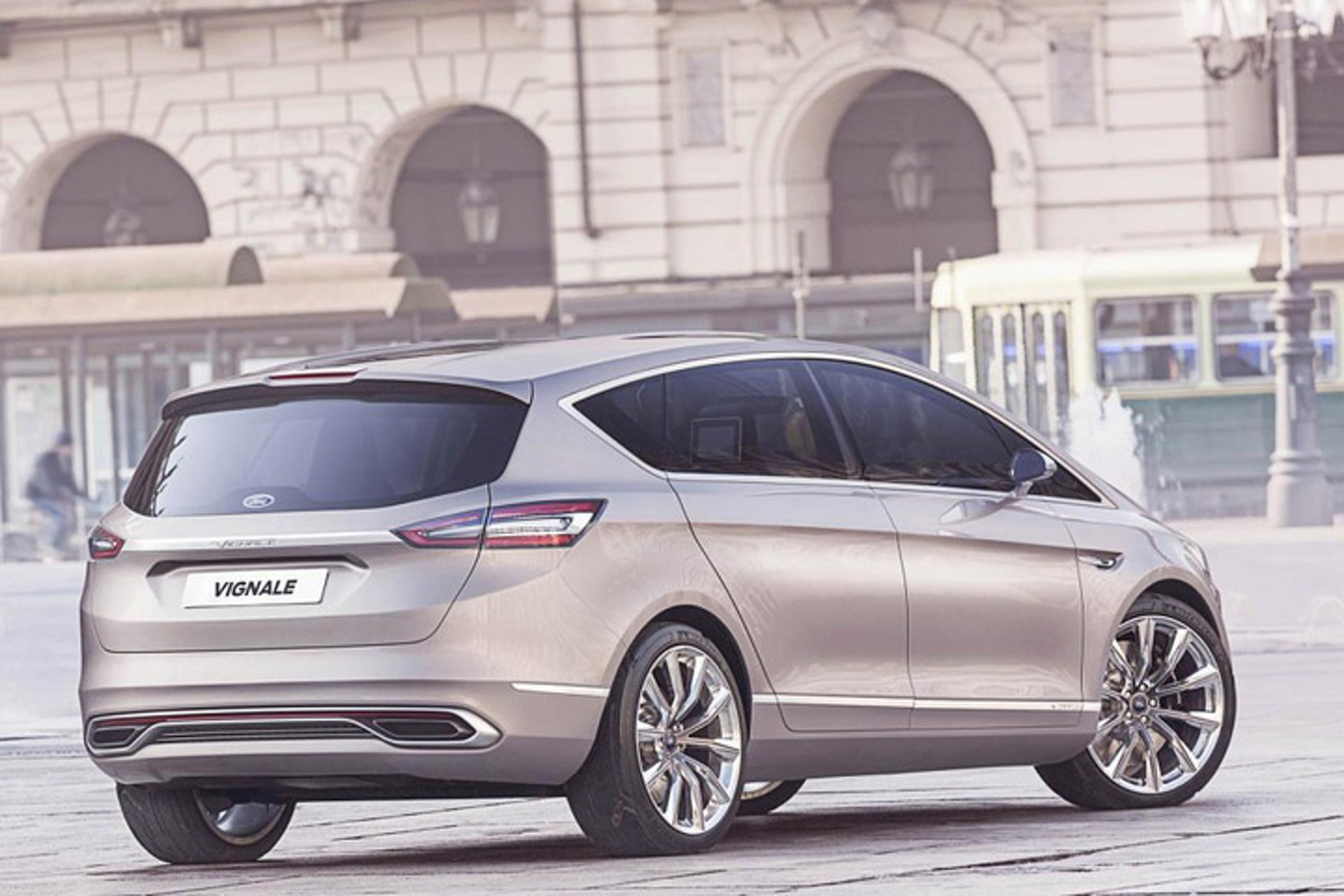 Ford Pushes Upmarket in Europe with Vignale