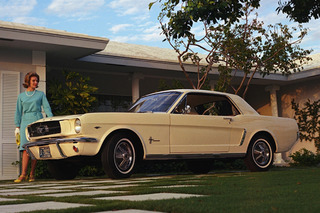 The Ford Mustang Debut in 1964