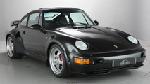 Mint condition Porsche 964 Turbo Slantnose is rare and for sale