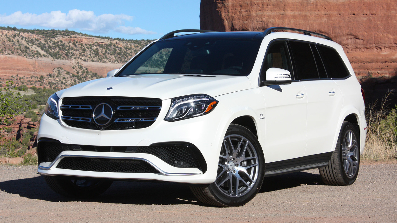 Review 2017 Mercedes Amg Gls63