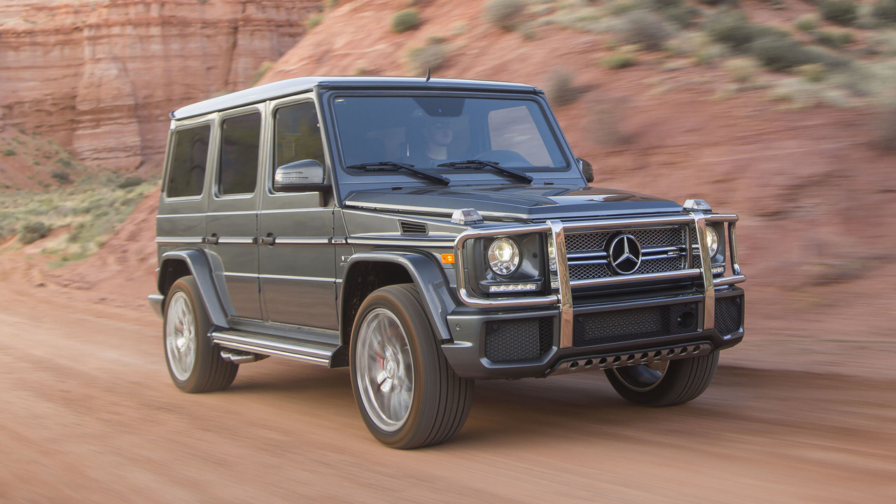 Review 2016 Mercedes Amg G65 Motor1 Com