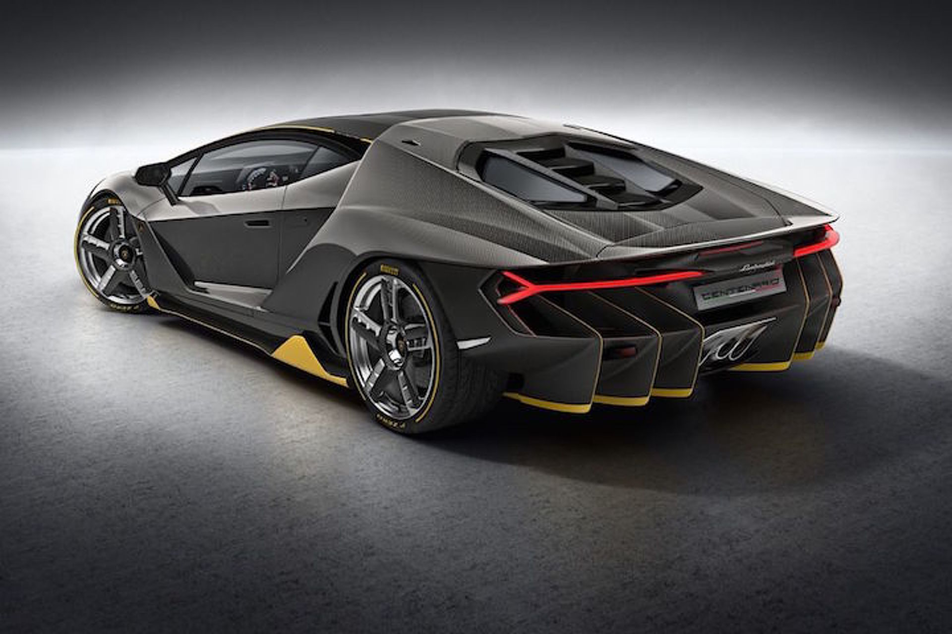 Lamborghini Celebrates A Century With 760HP Hypercar