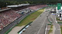 Formule 1 – L'Allemagne perd son Grand Prix pour 2017