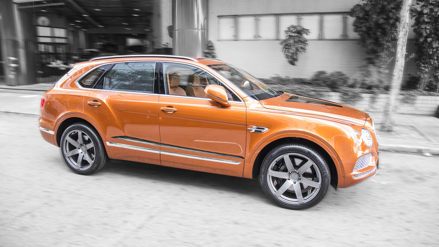 700-hp Bentley Bentayga is the most opulent way to hit 310 km/h