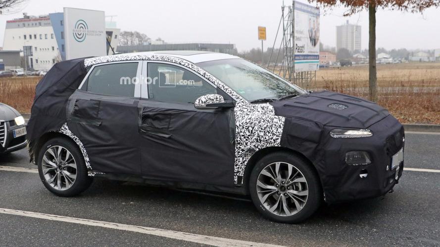 Hyundai - Un nouveau SUV supris sur les routes