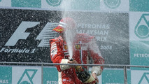Raikkonen Back in the Game After Victory in Malaysia