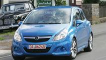 Opel Corsa OPC Spy Photo