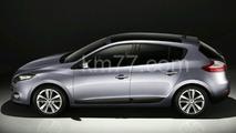 Renault Megane Leaked Ahead of Paris Debut