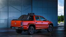 Volkswagen Amarok Canyon Concept 06.03.2012