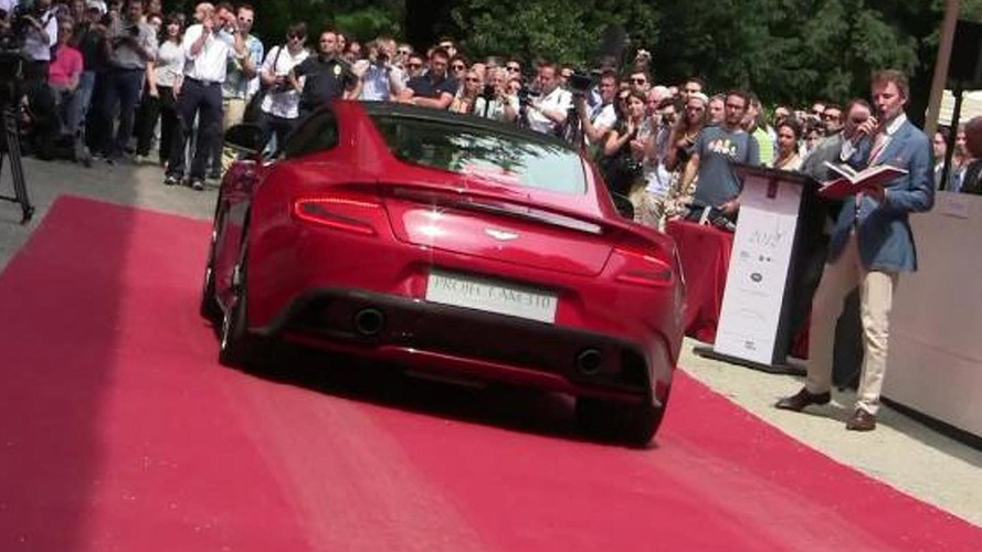 Aston Martin Project AM310 concept debuts - previews new DBS [video]
