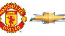 Chevrolet confirmed as Man Utd shirt sponsor