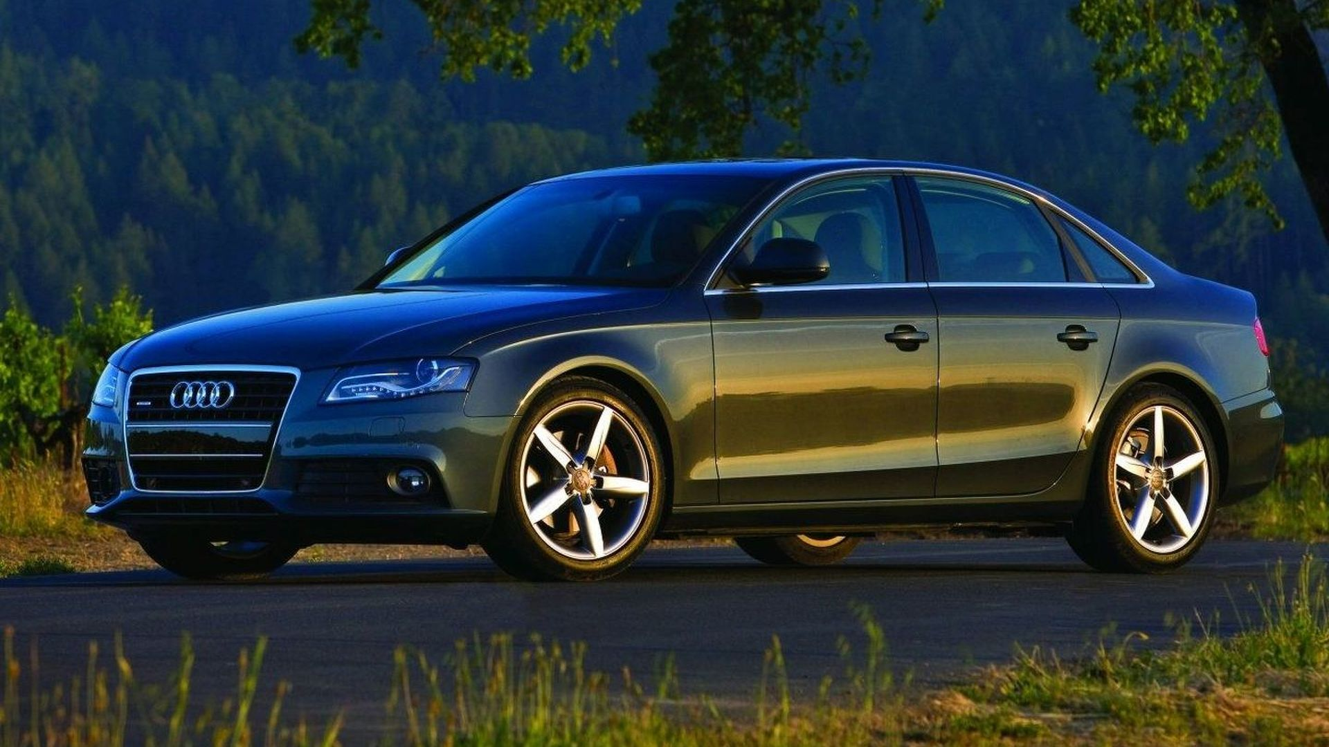 Audi Expands A4 Lineup With New FrontTrak and Manual Models