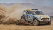 Aidyn Rakhimbayev (KZ) Anton Nikolaev (RU) - MINI ALL4 Racing # 329