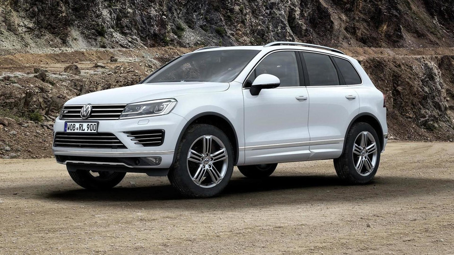 Volkswagen Touareg facelift hits UK market from 43,000 GBP