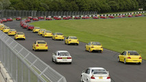 Mitsubishi Lancer Register Breaks World Record for Largest Parade of Evos