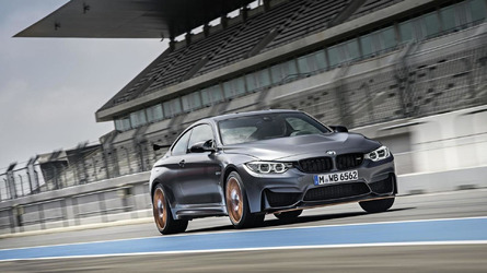 BMW says M4 GTS lapped 'Ring in