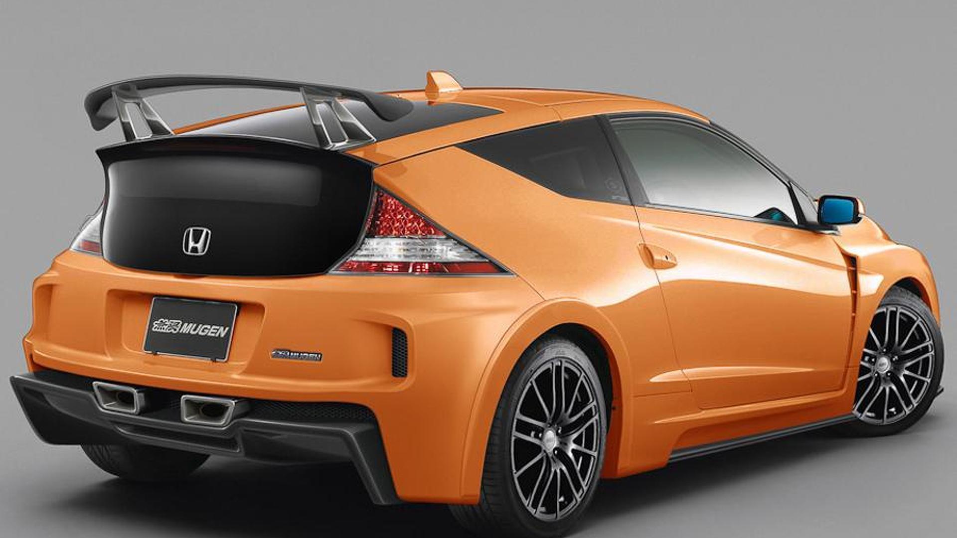 Honda CR-Z MUGEN RR Concept revealed in Goodwood