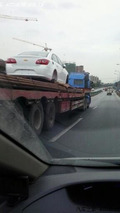 Facelifted Chevrolet Cruze caught undisguised in China?
