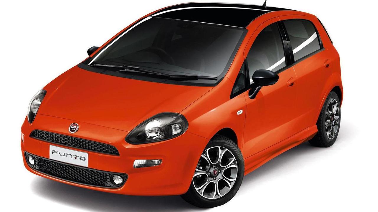 Fiat Punto Sporting 02.8.2013