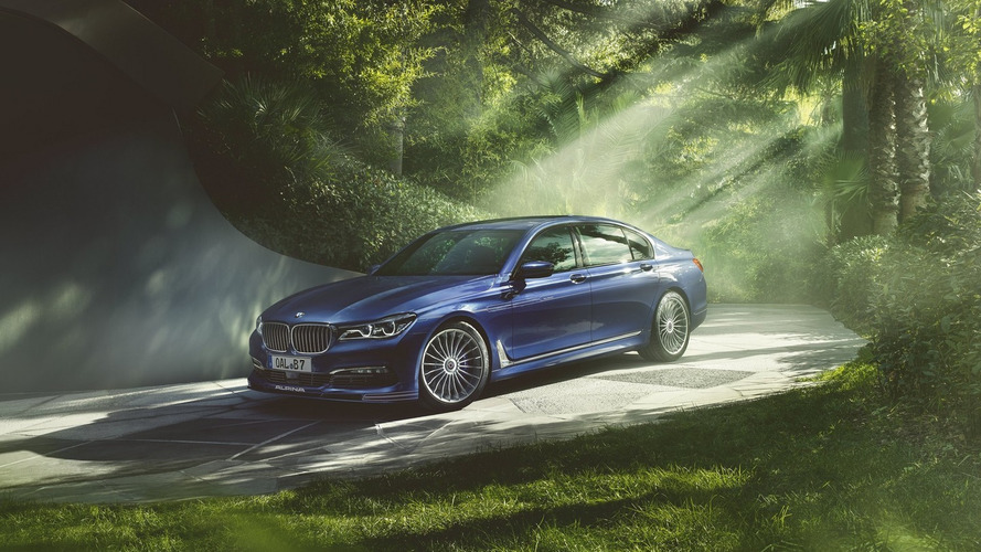 Alpina planning potent diesels for 6, 7 Series, X7?