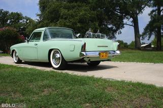 Classic, Classy Hauler: 1953 Studebaker Custom Pickup