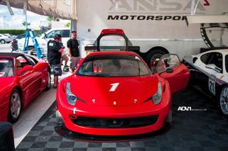 Car Porn: Ferrari Challenge- Behind the Scenes