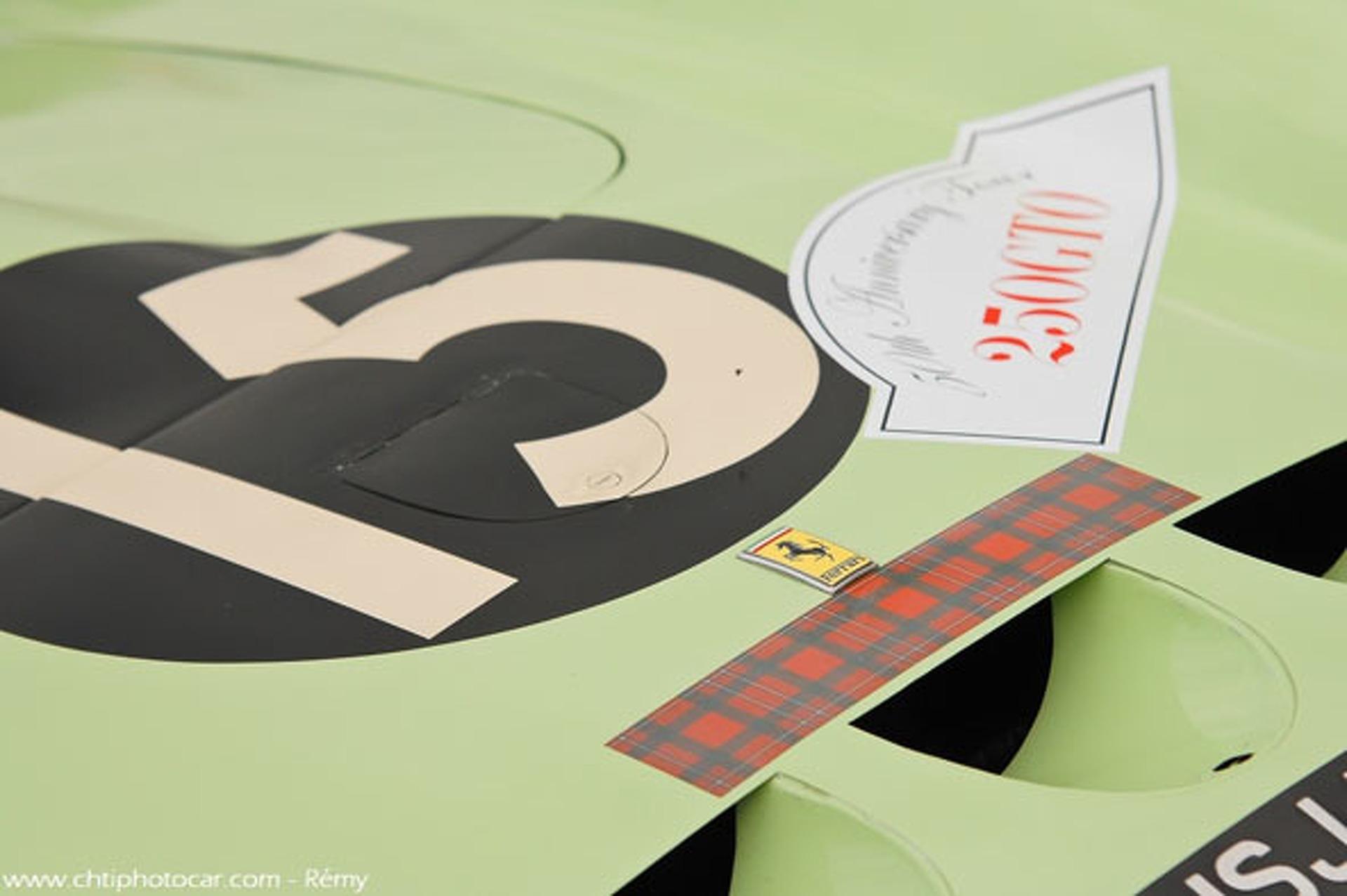 Inside the Ferrari 250 GTO Tour